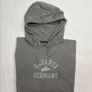 HOODIE BAVARIA ALPS GERMANY XL